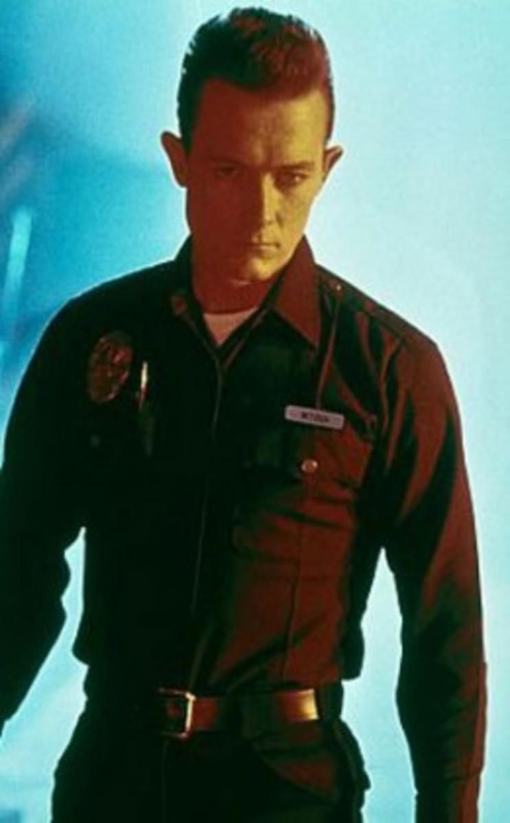 Robert Patrick as T-1000