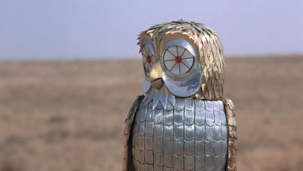 Bubo from Clash of the Titans