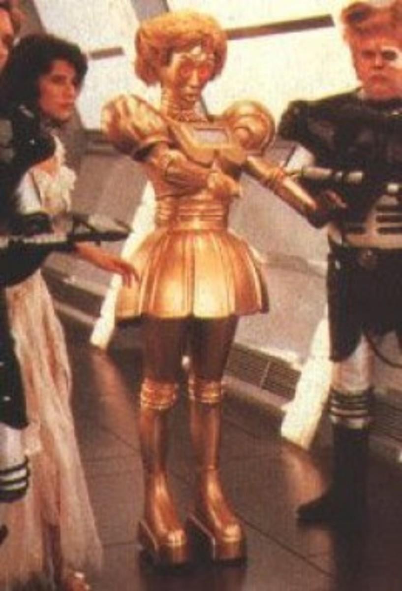 Joan Rivers as Dot Matrix