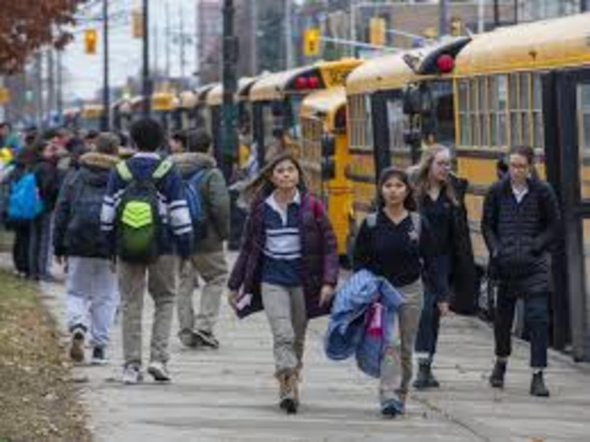 Ontario Education:  Destreaming Grade 9 Makes A Problem Worse, Not Better