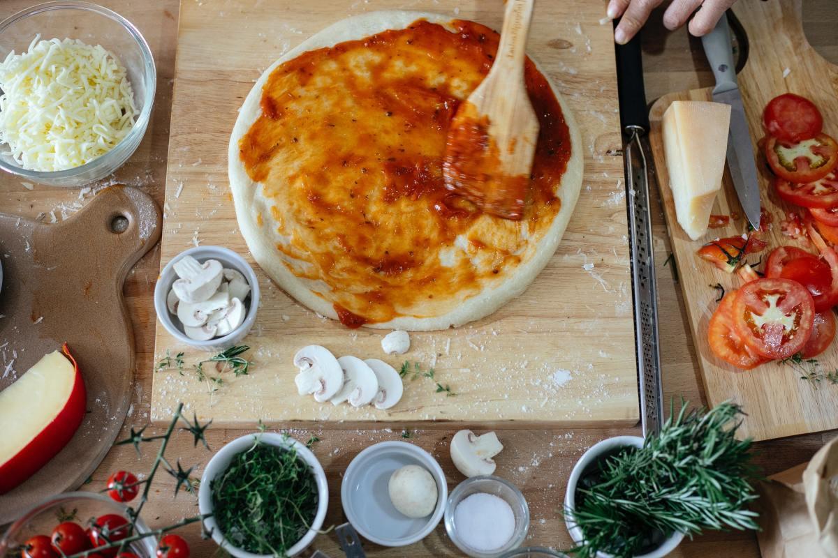 chicken-mushroom-pizza