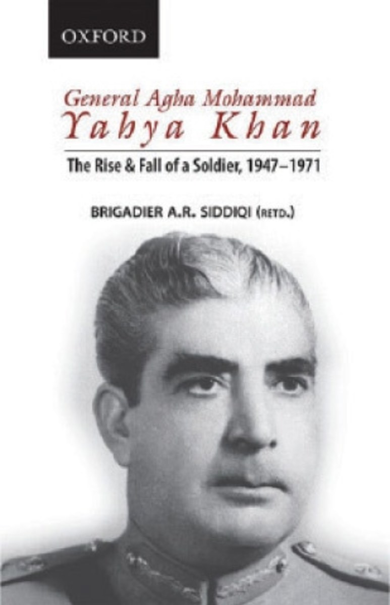 profilegeneral-yahya-khan-and-breakup-of-pakistan