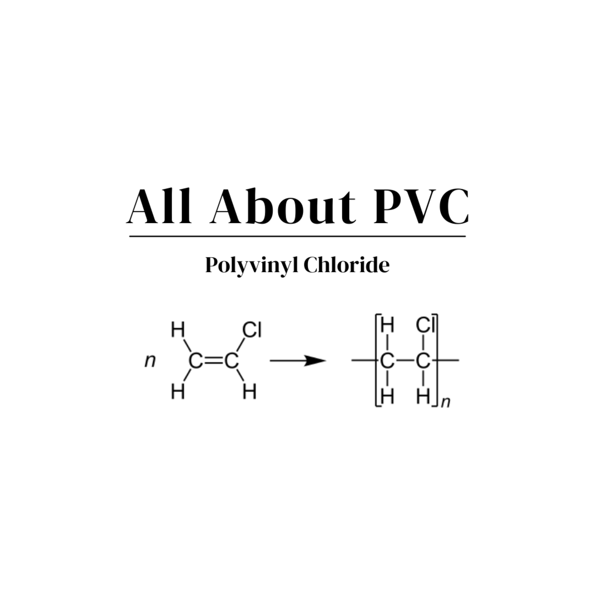 All About PVC (Polyvinyl Chloride)