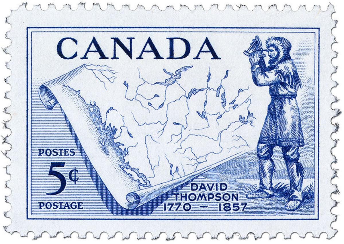 Thompson Stamp
