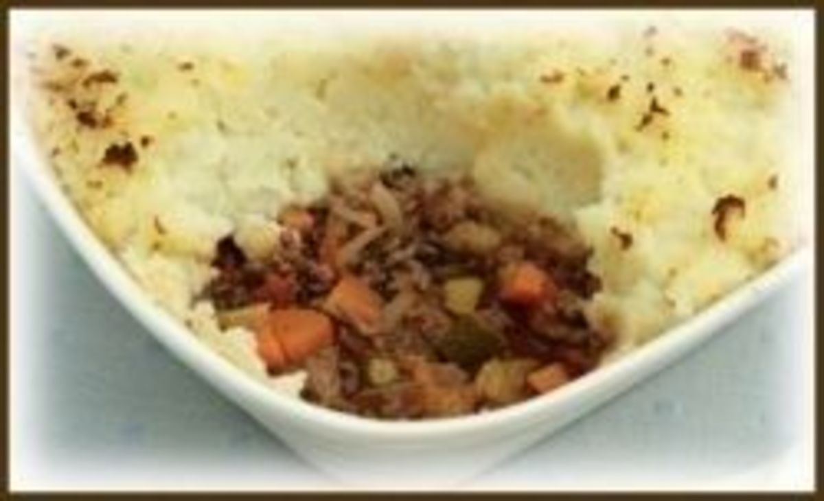 Shepherds Pie - The Ultimate Comfort Food?