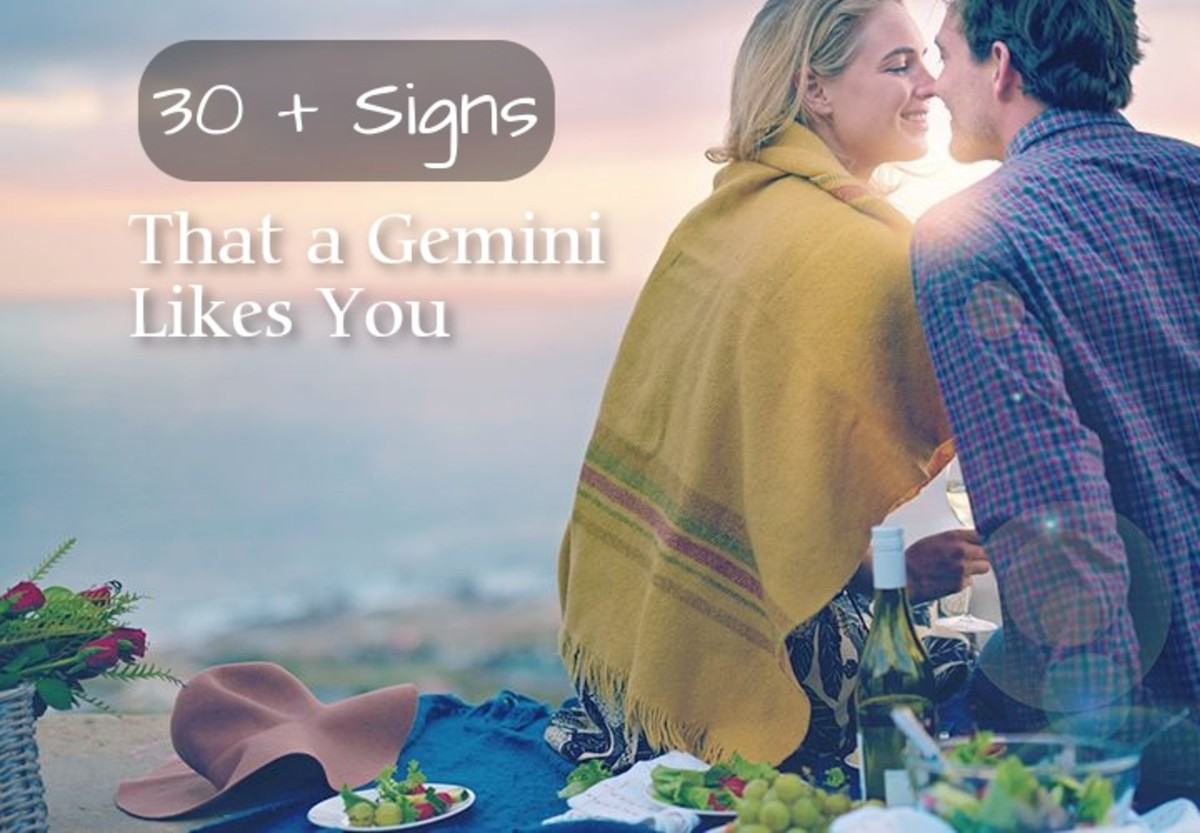 30+ Things a Gemini Does When They Have a Crush on You