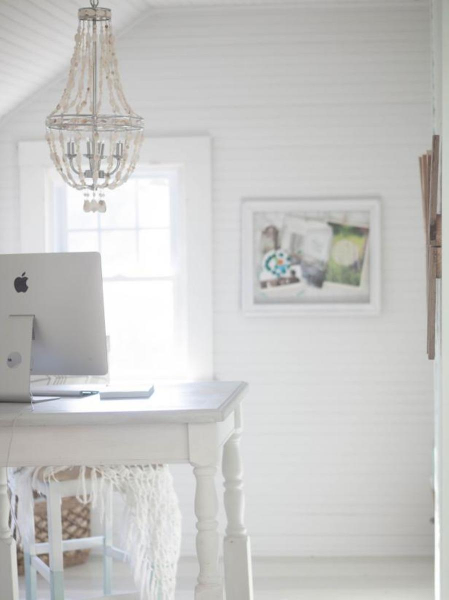 A room that works just as hard as you do. A well-organized home office allows many adults in the household to operate in a cooperative setting.