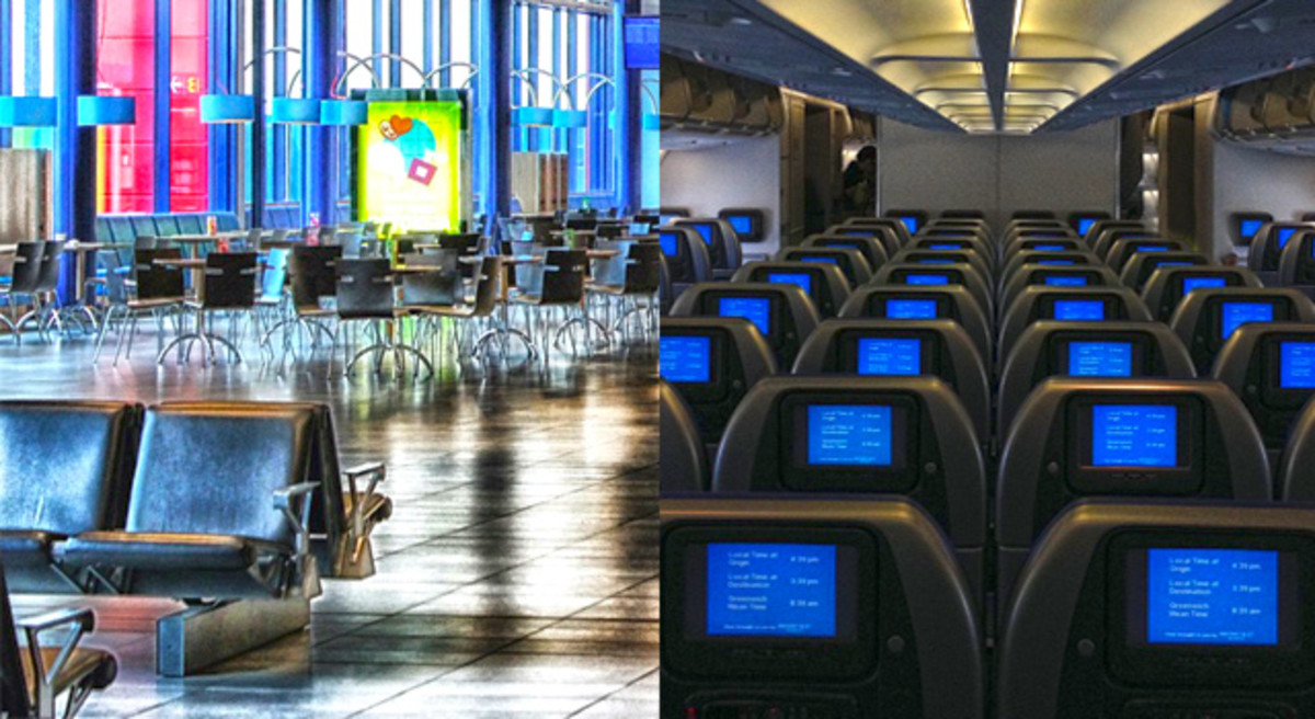 Airports & air travel could be a hassle. But many flights compensate by offering superior on board entertainment.