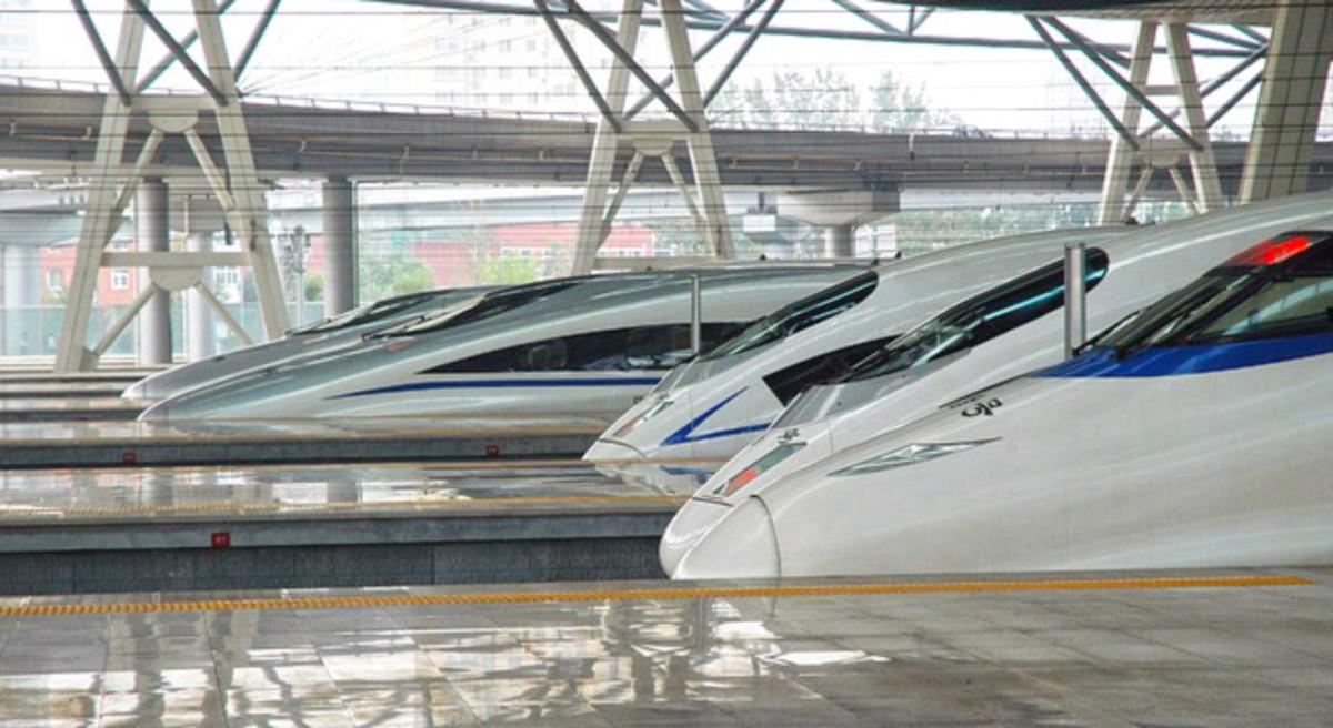 High speed trains. A beloved transportation veteran updated to suit modern needs.