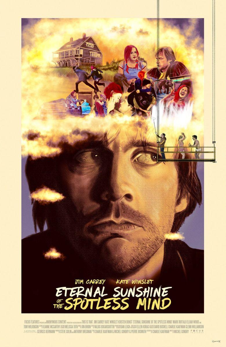 Eternal Sunshine of Spotless Mind : Blending Two Genres Correctly.