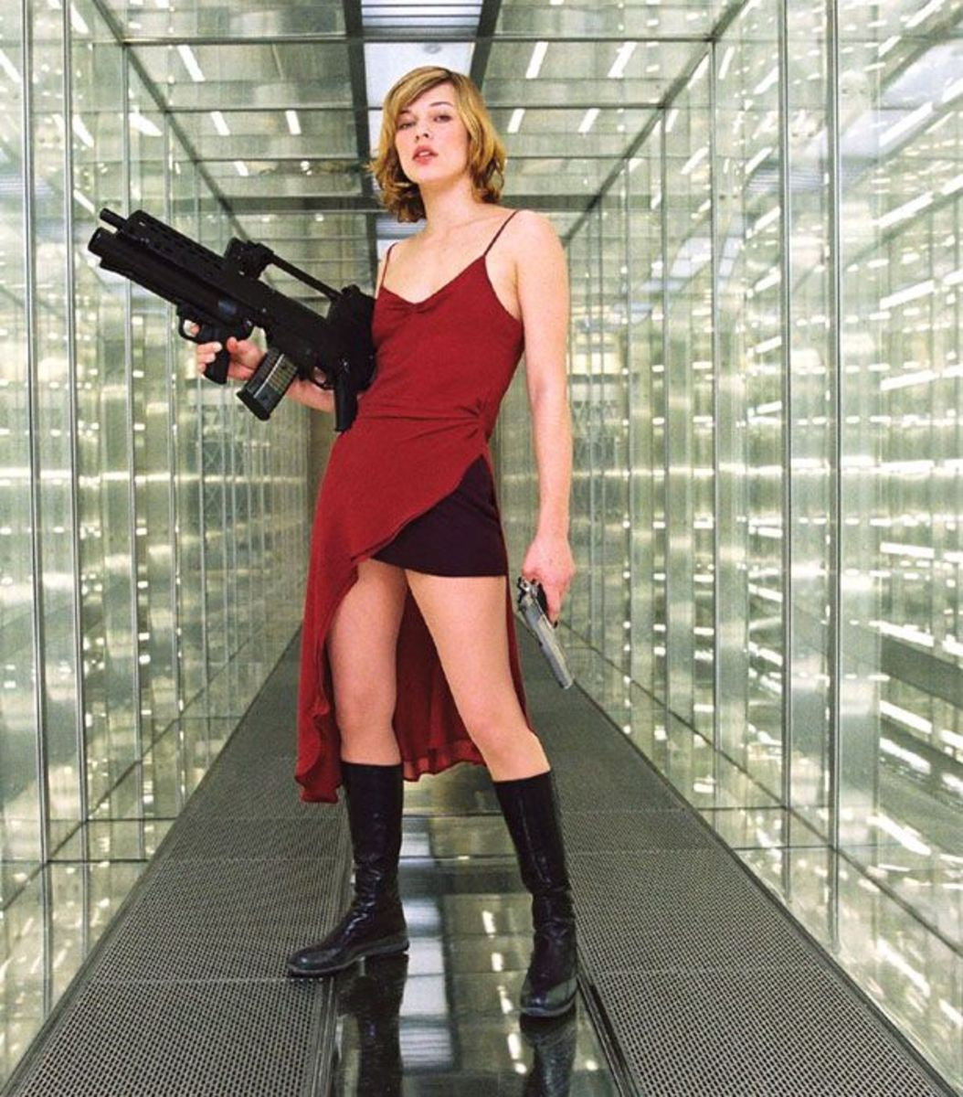 Resident Evil Film (2002) Review