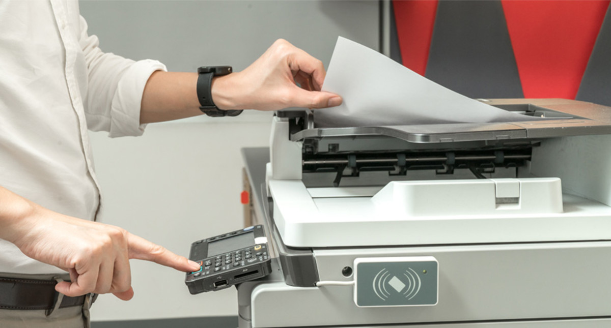How Does A Photocopier Work?