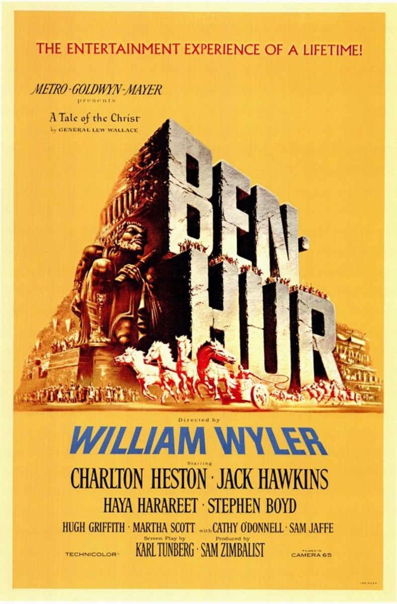Ben-Hur (1959) - Illustrated Reference