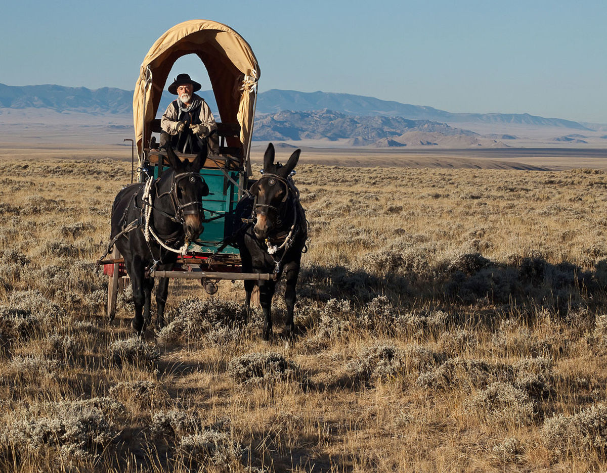 Oregon Trail in Wyoming