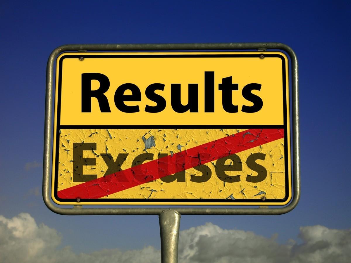 Identify Negative Habits and Eliminate Them