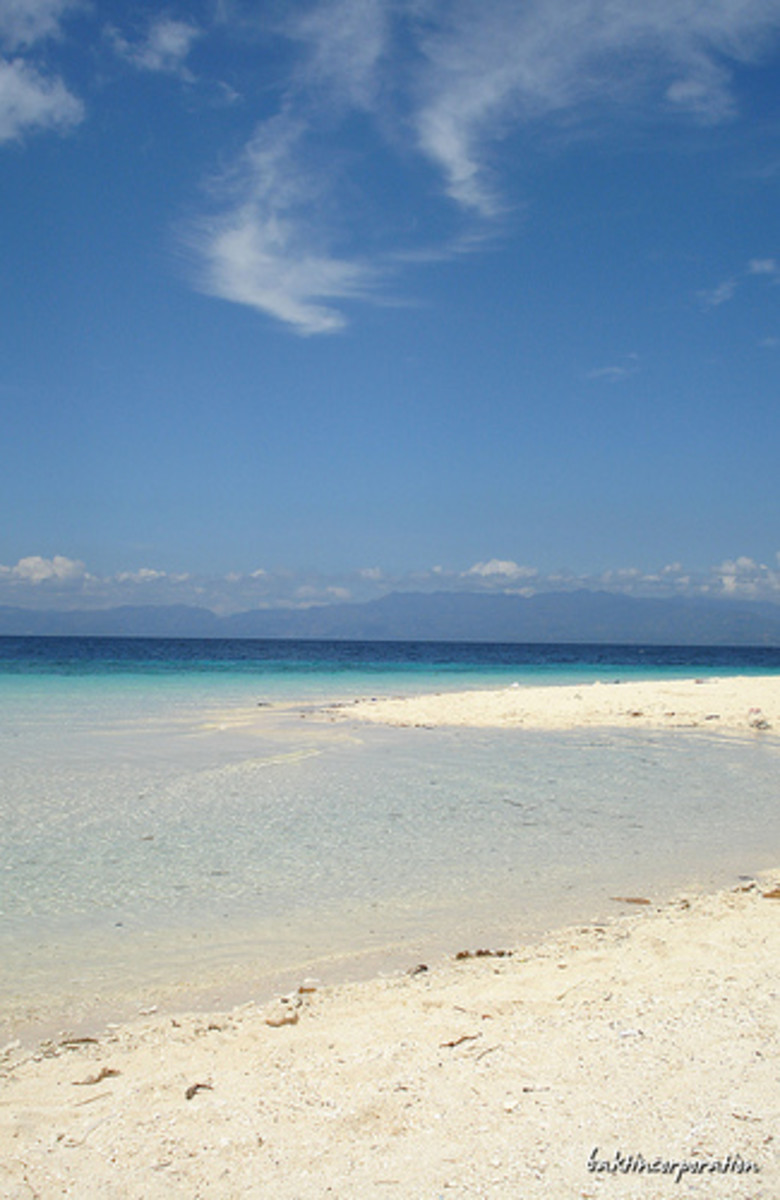 Moalboal, Panagsama Beach photo from flickr.com