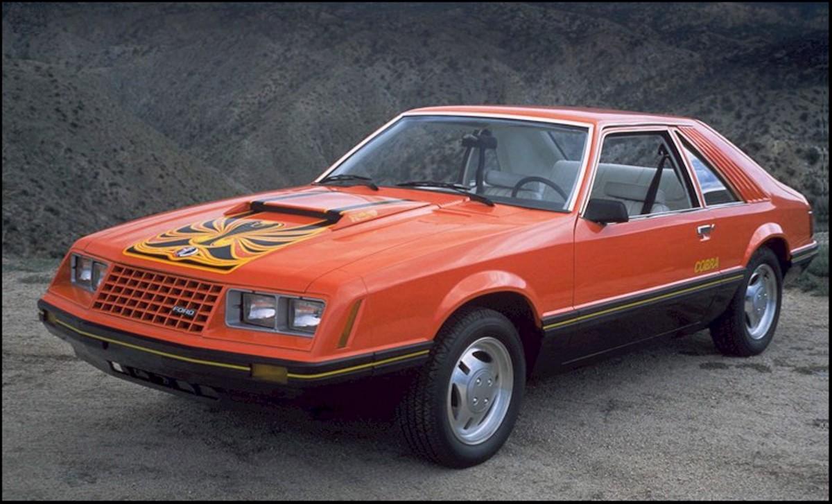1981 Mustang Cobra