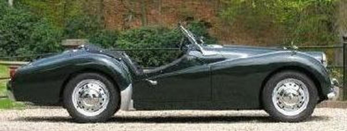 1961 Triumph TR-3