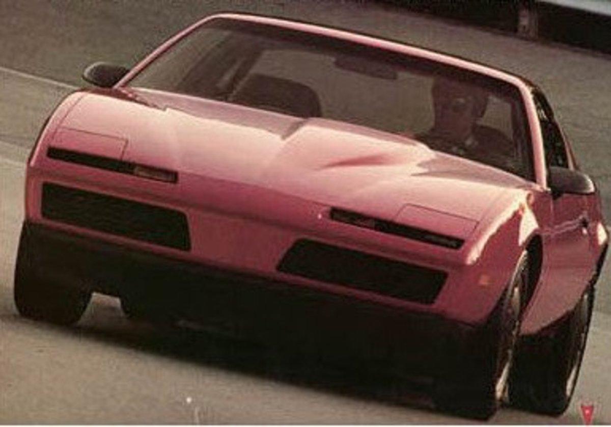 1982 Pontiac Firebird SE
