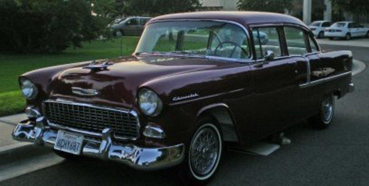 1955 Chevy Bel-Air Sedan