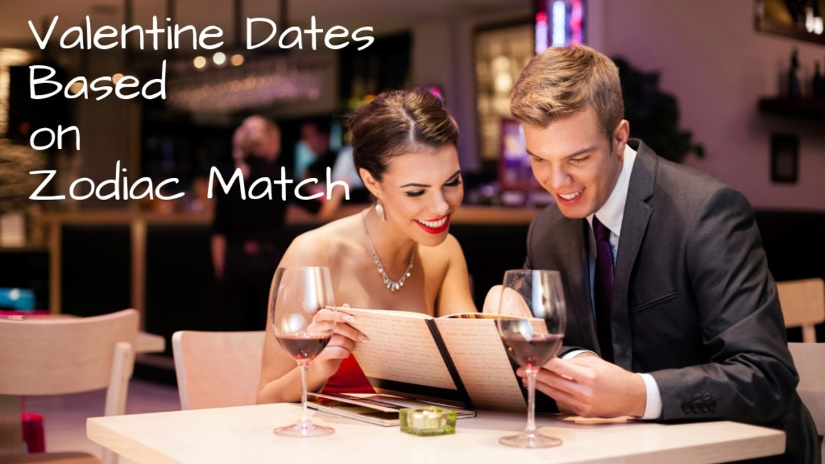 Valentine's dates can be made easy if you consider your partner's zodiac sign. Each sign has different needs, and certain things will wow them more.
