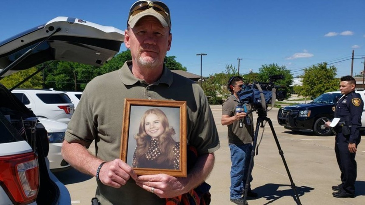 Jim Walker is a former Forth Worth police officer and younger brother of Carla Walker.