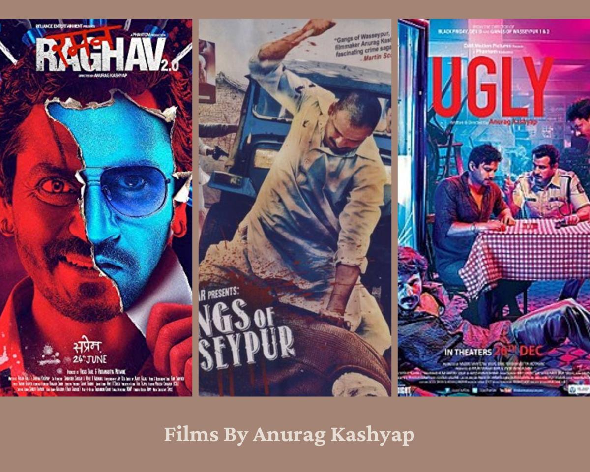 Anurag Kashyap's top three films