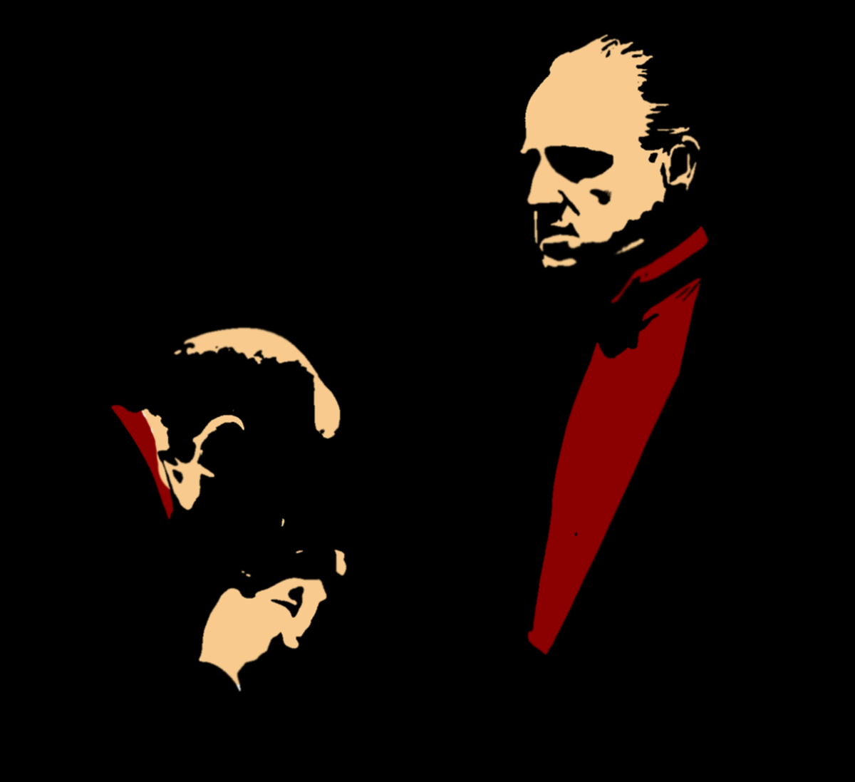 Godfather Vito Corleone
