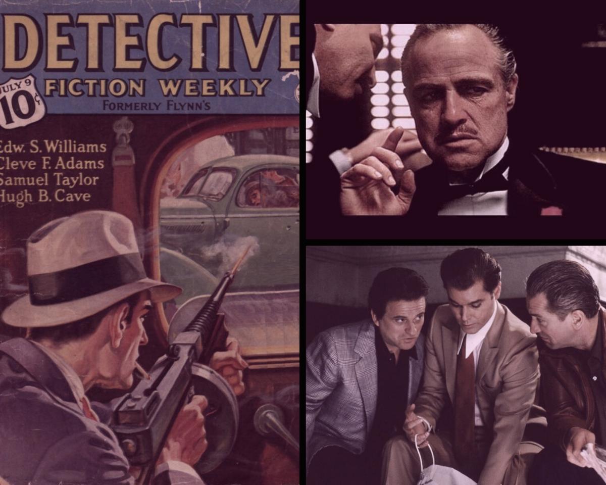 Genres That I Love: Crime Genre In Stories