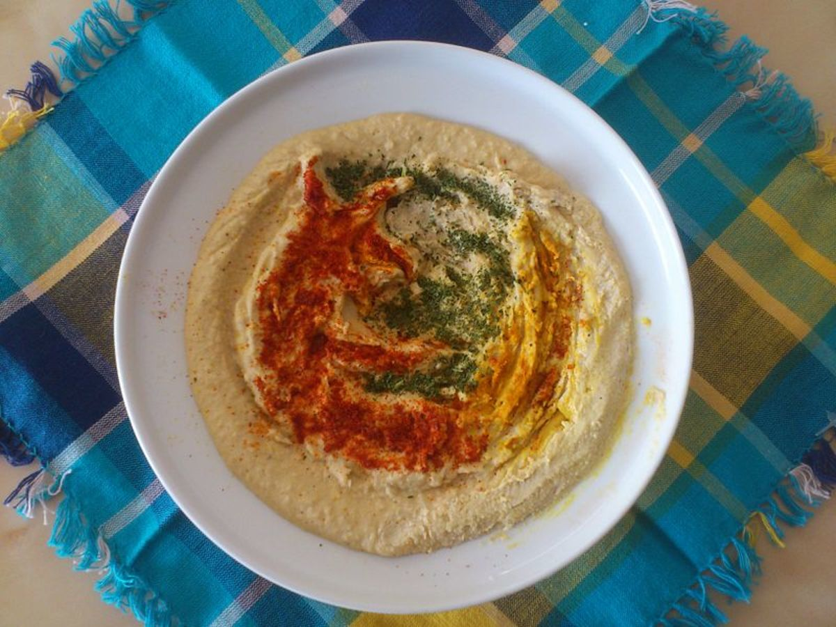 Beltane Recipe: A Trio of Hummus and Creative Ways to Serve Them