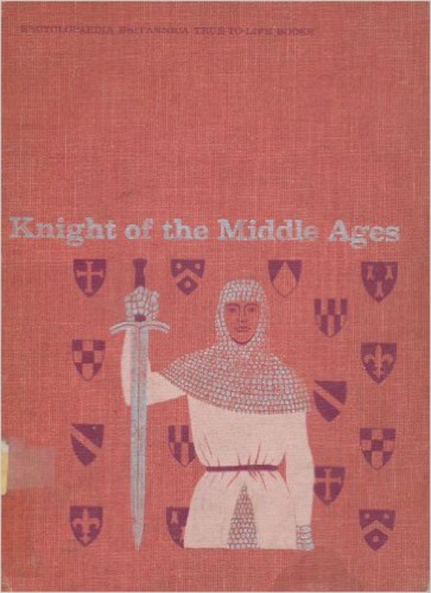 Knight of the Middle Ages (Encyclopaedia Britannica True-to-Life Books) by Dorothy Welker