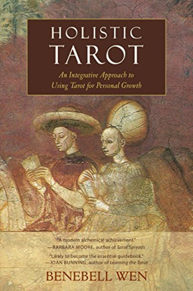 Holistic Tarot is the complete academic textbook on using the tarot for therapeutic operations.