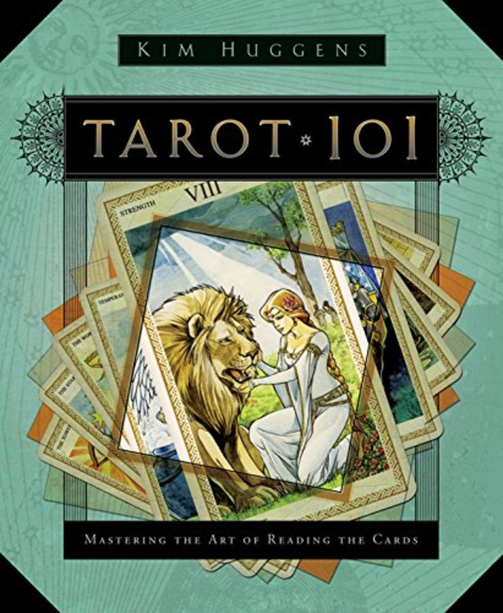 Excellent Text Book for Learning Tarot