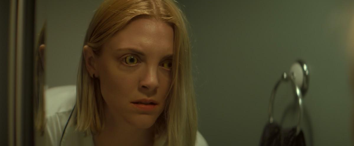 Lauren Beatty as Grey.