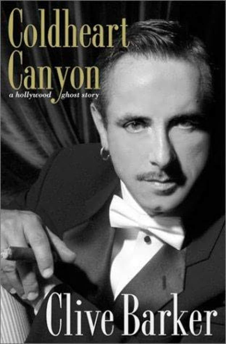 Book Review - Coldheart Canyon - Terror Starts Below the Heart in Hollywood