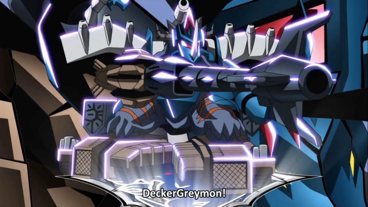 DeckerGreymon