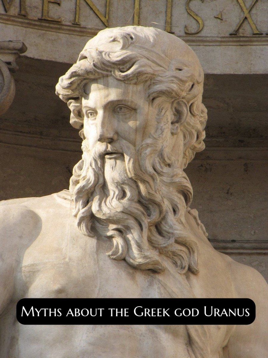 The planet Uranus probably should have been named Caelus. The rest of the planets are named after Roman gods. Caelus was also the father of Saturn and grandfather of Jupiter, so it would have made more sense.