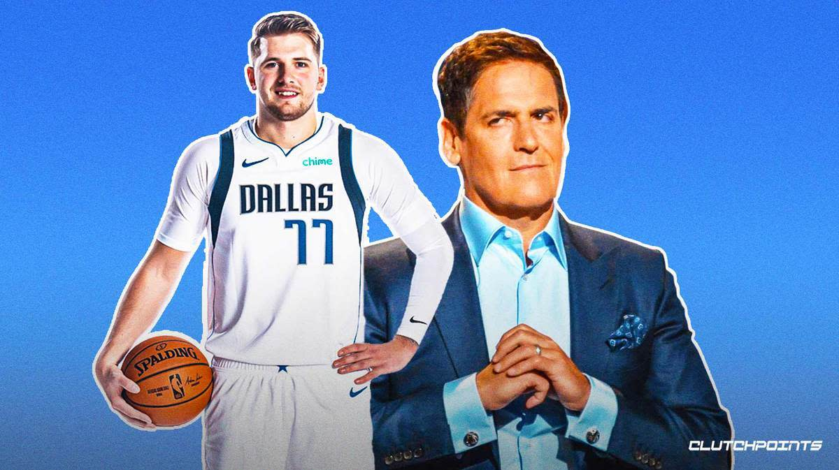 Luka Doncic and Mavs owner Mark Cuban voiced their concerns that the play in tournament is a bad idea.