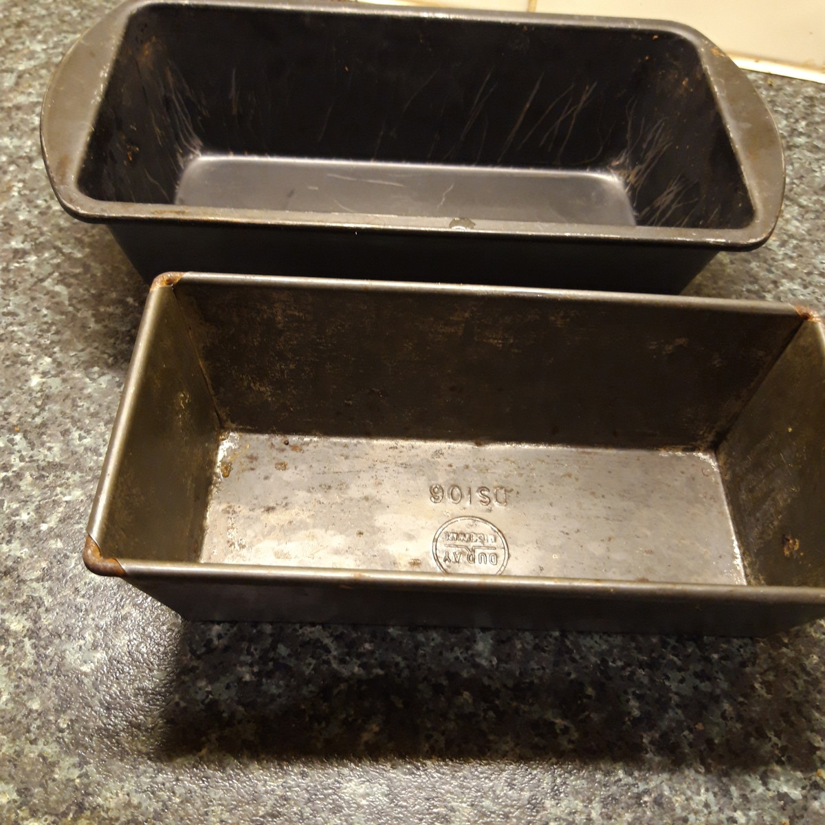Don't worry if your baking tin is too small. Just use two smaller ones.