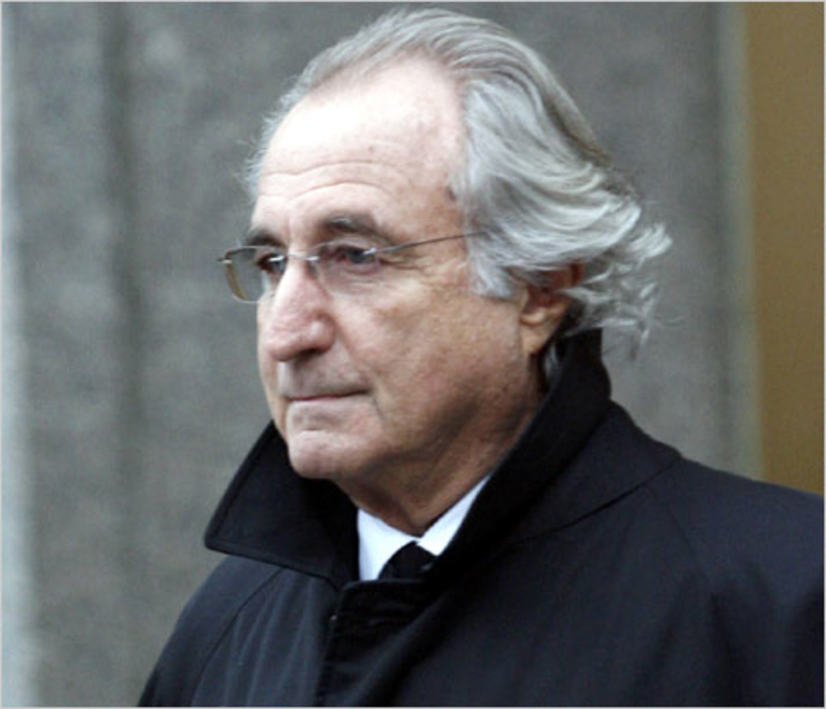 "Bernard ""Bernie"" Madoff"