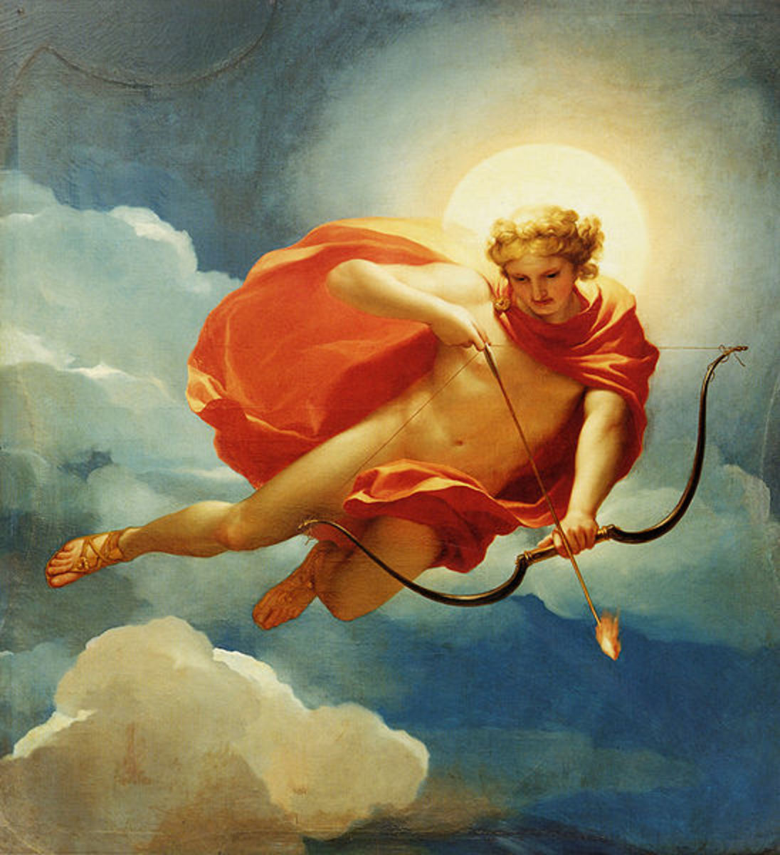 Helios as Personification of Midday - Anton Raphael Mengs (1728–1779) - PD-art-100