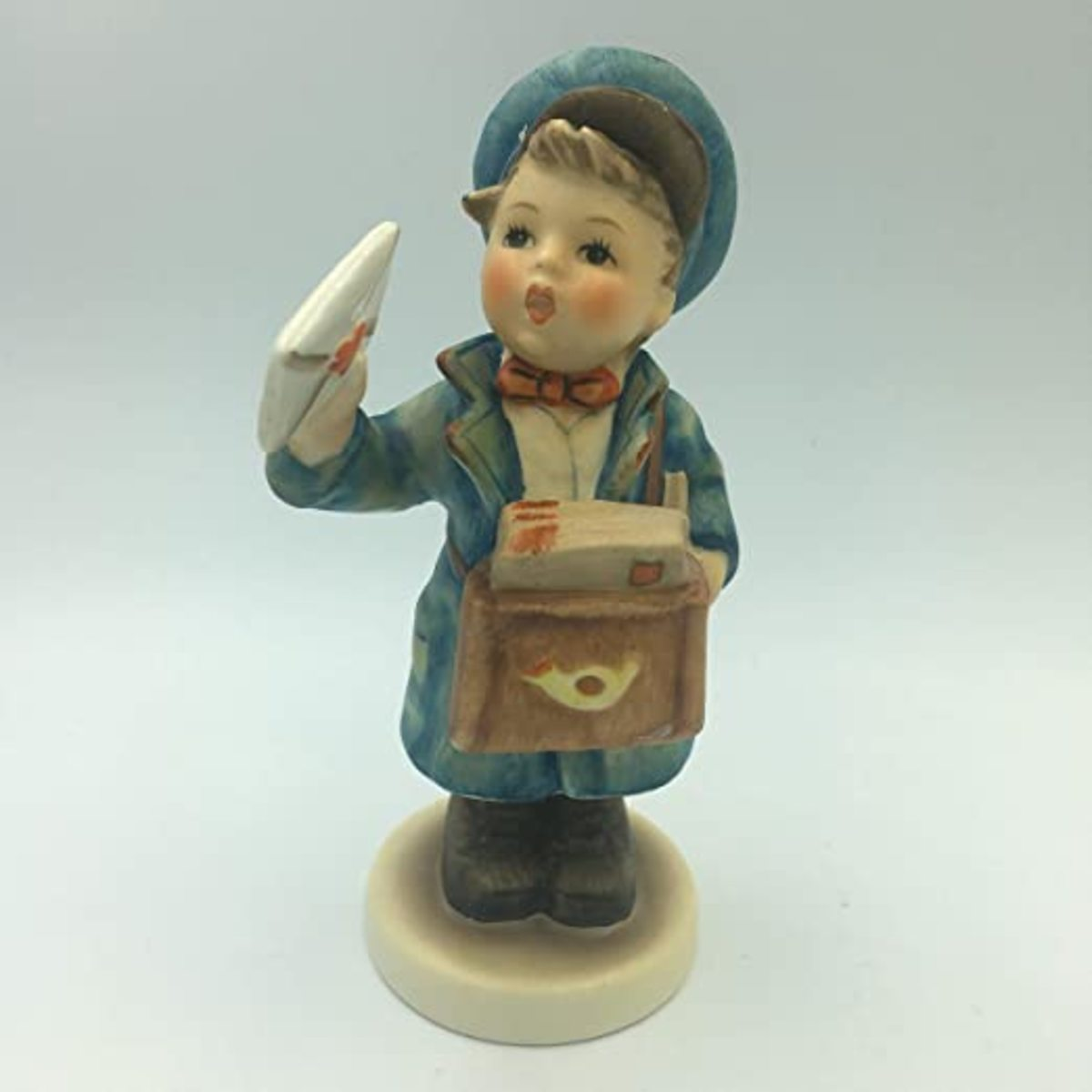 In 1935, Hummel porcelain figurines—based on the paintings of Sister Maria Innocentia Hummel, a German Franciscan nun—were being sold for the first time at American retailers like Marshall Field & Co. of Chicago.