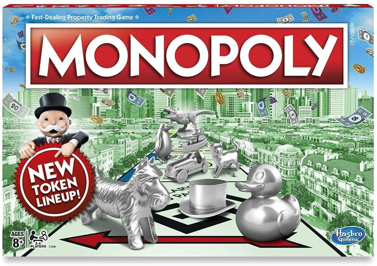 In 1935, Parker Brothers began selling the board game Monopoly in the United States.