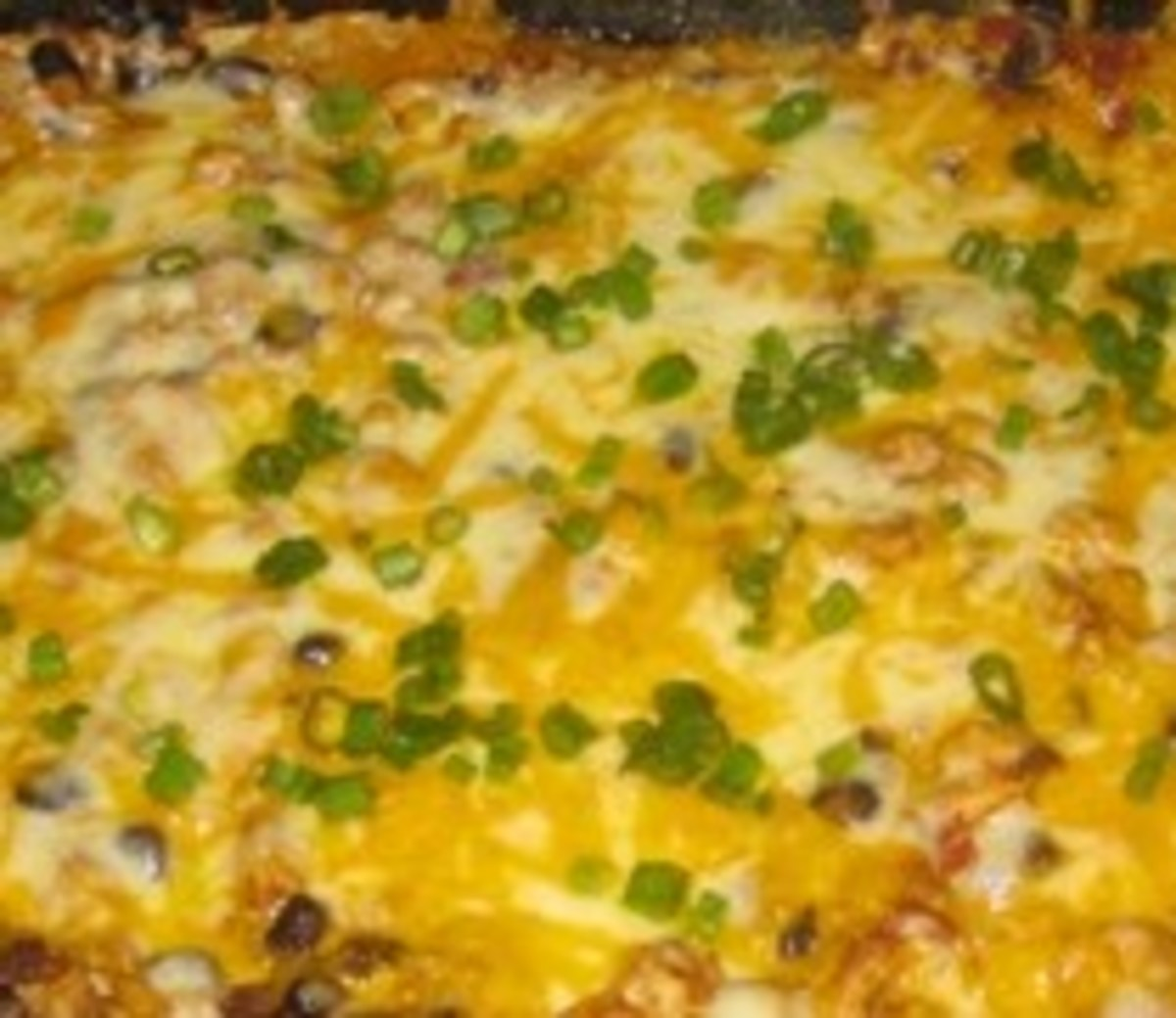 Mexican Lasagna With Noodles