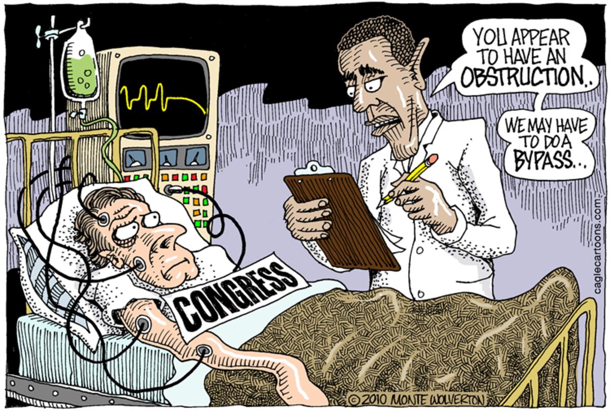 2010 Cartoon - Still Relevant