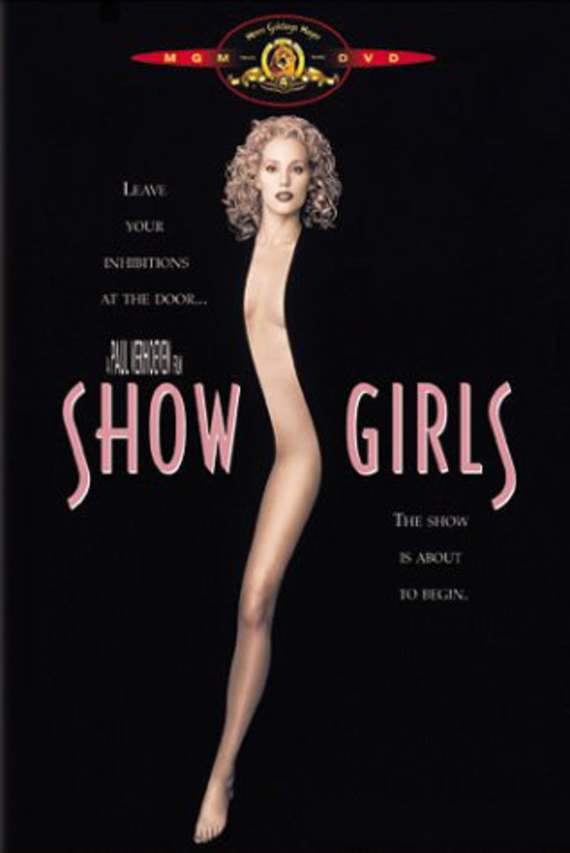 "Poster for ""Showgirls"""