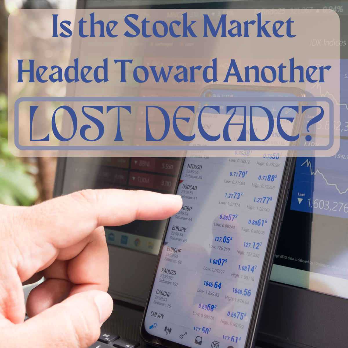 Even if the market as a whole becomes stagnant, there are still ways to make money from individual stocks.