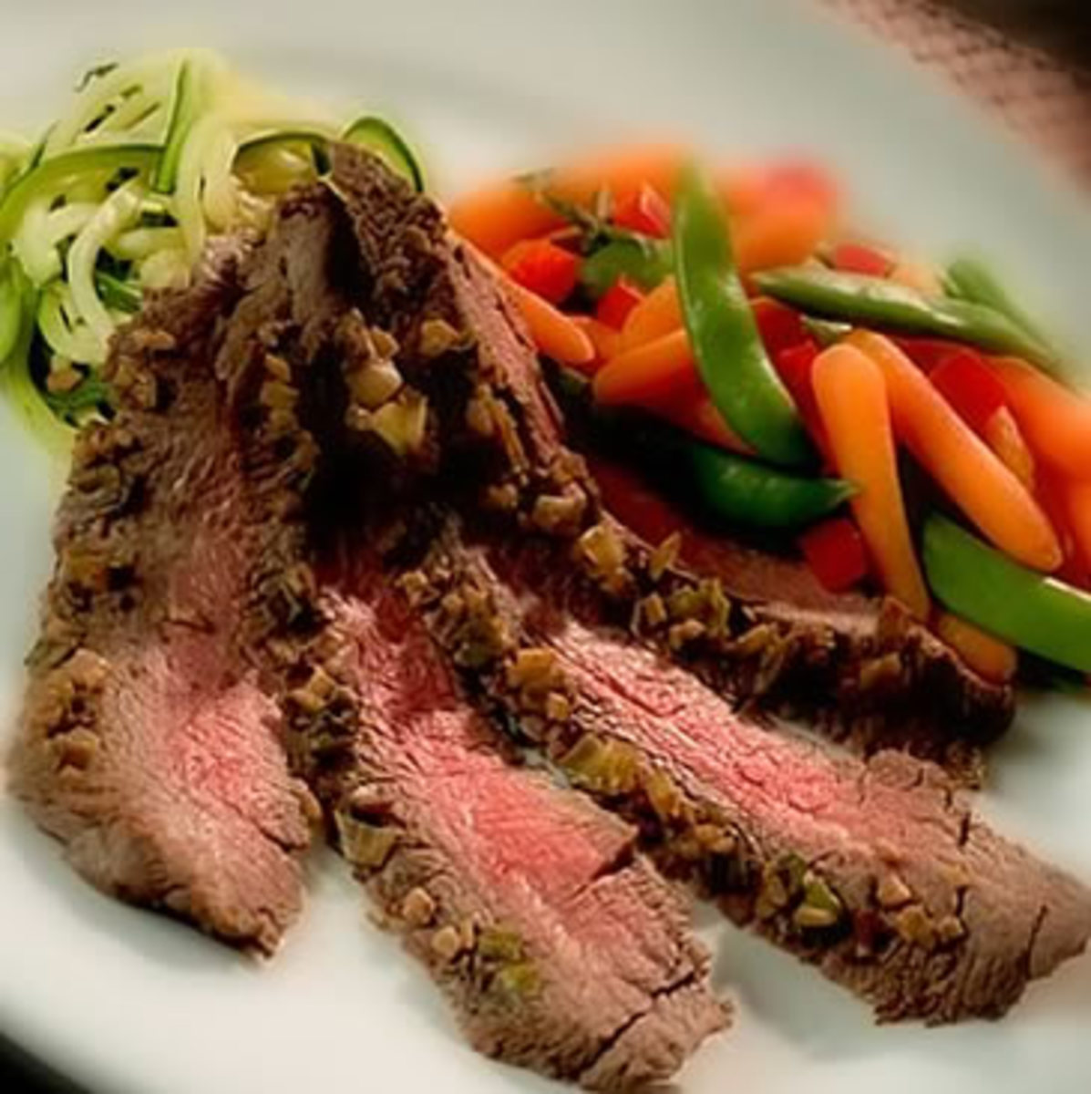 BBQ Flank Steak Marinade Recipe