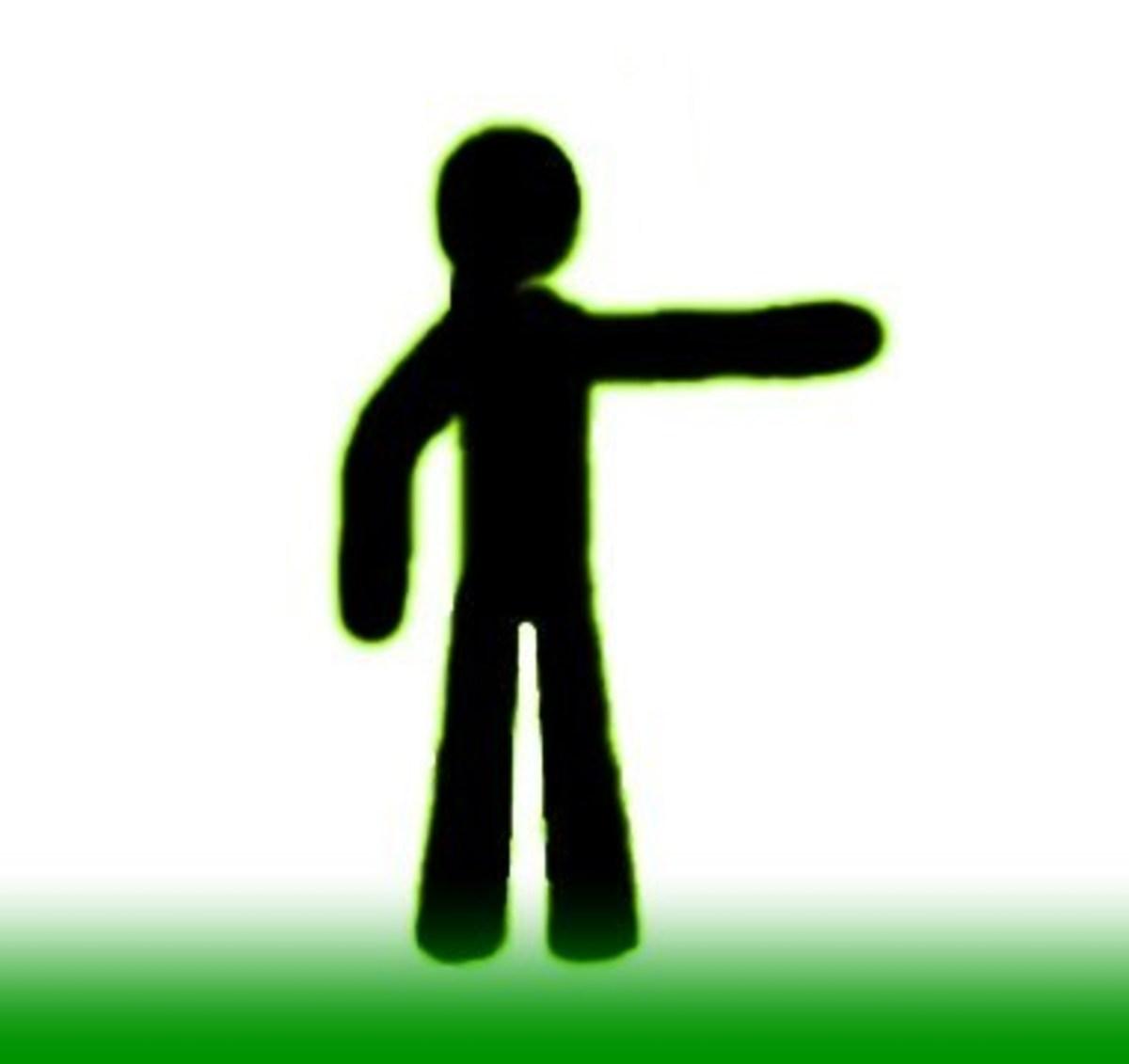 Pointing to a Corner–Corner Kick