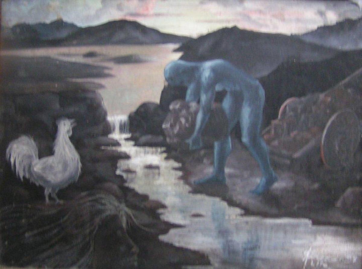Mingan covering the Lake by Elito Circa